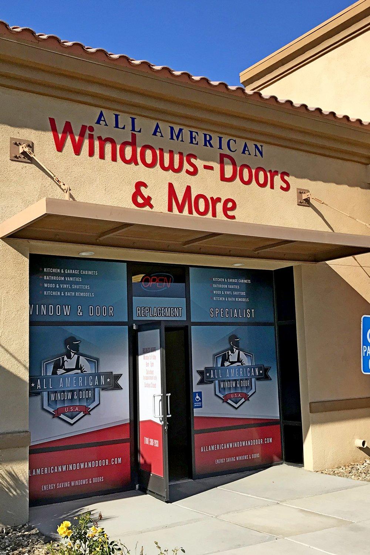 Window and Door Showroom