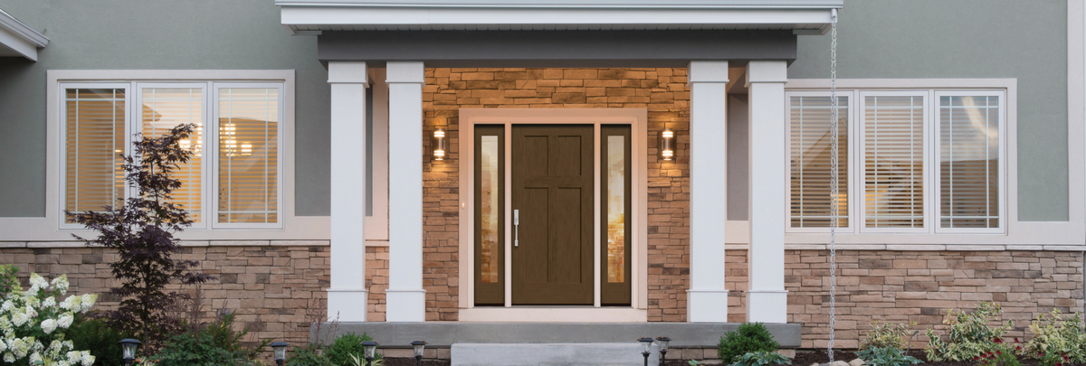 Is it time to replace the entry door system on a home