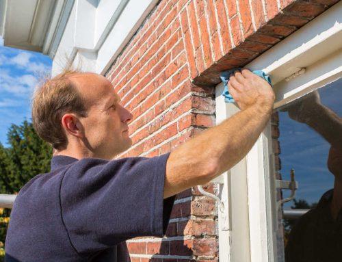 How to Clean Vinyl Window Frames